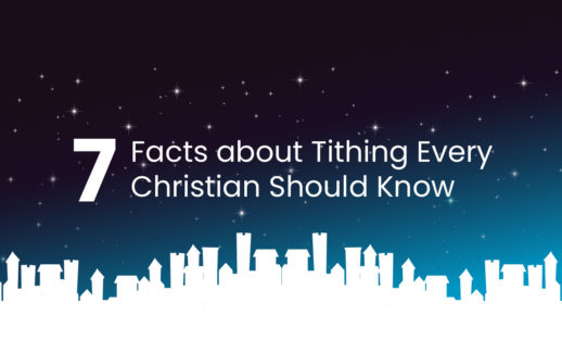 tithe infographic
